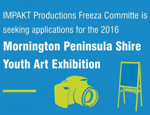Mornington Peninsula Shire Youth Art Exhibition